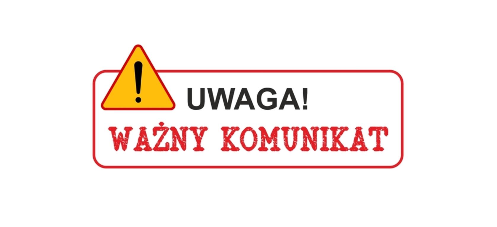 UWAGA 1